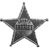 County Sheriff Badges