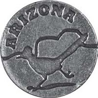 Arizona Roadrunner Ball Markers