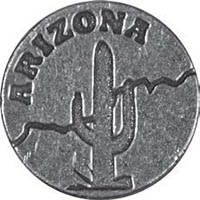 Arizona Saguaro Ball Markers