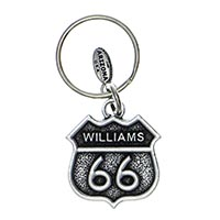 Williams RT66 Key Chain