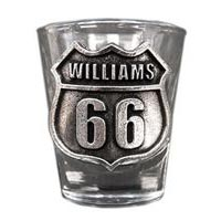 Williams RT66 Shot Glass