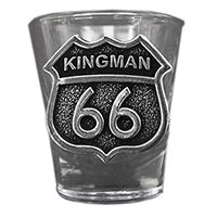Kingman RT66 Shot Glass