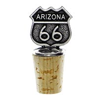 Arizona RT66 Bottle Stopper