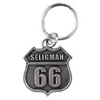 Seligman RT66 Key Chain
