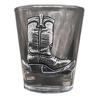 Arizona Boot Shot Glass