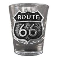 RT66 Shot Glass
