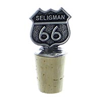 Seligman RT66 Bottle Stopper