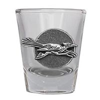 Arizona Roadrunner Shot Glass