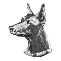 Doberman Large Magnet