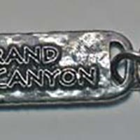 Grand Canyon Petroglyph Key Chain