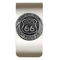 RT66 (Get Your Kicks) Money Clip