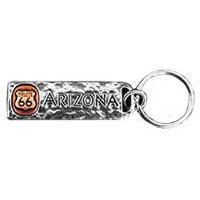Williams, Arizona Petroglyph Key Chain