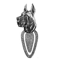Great Dane Book Mark