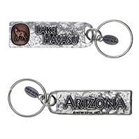 Lake Havasu, Arizona Petroglyph Key Chain