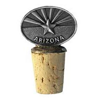 Arizona Flag (Plain) Stoppers