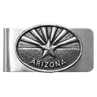 Arizona Flag Money Clip