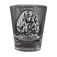 Cavalier Shot Glass