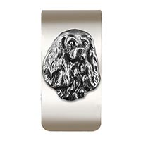 Cavalier Money Clip
