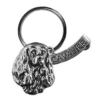 Cavalier Large Key Chain