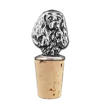 Cavalier Bottle Stopper