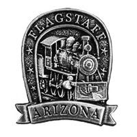 Flagstaff Locomotive Hat Pins