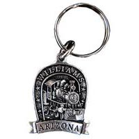 Williams Locomotive Key Chain