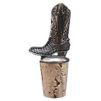 Boot Wine Bottle Stopper