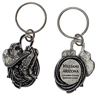 Williams Western Key Chain