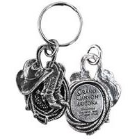 Grand Canyon Western Key Chain