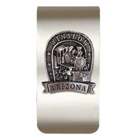 Winslow Locomotive Money Clip