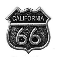 California, RT66 Magnet