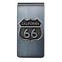 California, RT66 Money Clip