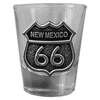 New Mexico, RT66 Shot Glass