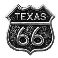 Texas, RT66 Magnet