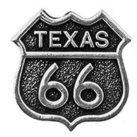 Texas, RT66 Pin