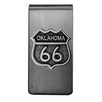 Oklahoma, RT66 Money Clip