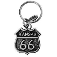 Kansas, RT66 Key Chain