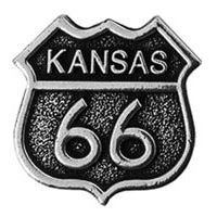 Kansas, RT66 Magnet