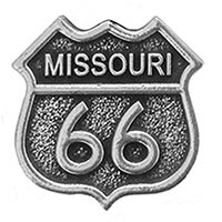 Missouri, RT66 Pin