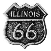 Illinois, RT66 Magnet