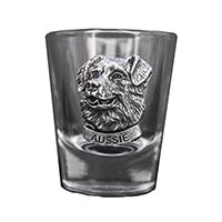 Aussie Shot Glass