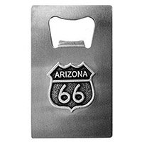 Arizona RT66 Flat Bottle Opener