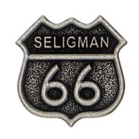 Seligman RT66 Hat Pin
