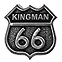Kingman RT66 Hat Pin