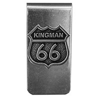 Kingman RT66 Money Clip