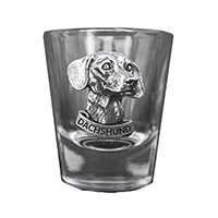 Dachshund Shot Glass