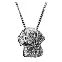 Retriever Pendant