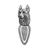 German Shepherd Book Mark